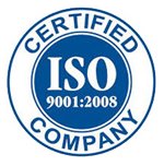ISO 9001:2008 Seal